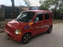 Cần bán xe Suzuki Wagon R đời 2002, màu đỏ, 85tr