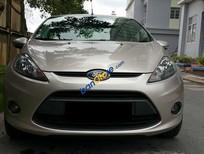 Cần bán lại xe Ford Fiesta năm sản xuất 2011, màu vàng cát