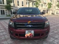 Cần bán Ford Ranger XLS AT sản xuất năm 2014, màu đỏ, xe nhập, giá 535tr
