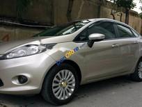 Cần bán Ford Fiesta 1.6 AT đời 2011, màu bạc, giá tốt
