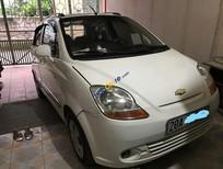 Bán Chevrolet Spark 1.0MT sản xuất 2009, màu trắng, nhập khẩu chính chủ, giá tốt