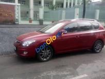 Bán Hyundai i30 CW 2011, màu đỏ, nhập khẩu nguyên chiếc ít sử dụng