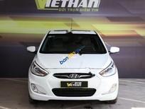 Bán xe Hyundai Accent 1.4AT đời 2013, màu trắng, xe nhập