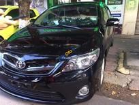 Chính chủ bán Toyota Corolla altis 2.0V đời 2014, màu đen
