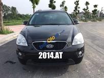 Bán Kia Carens S 2.0AT, màu đen, SX cuối 2014