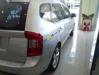 Bán Kia Carens SX đời 2009, màu bạc số tự động