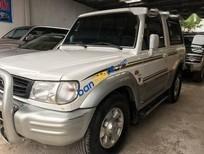 Bán xe Hyundai Galloper đời 2008, xe máy dầu, số tay, 2 cầu