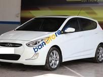 Bán Hyundai Accent AT đời 2013, màu trắng, nhập khẩu, giá tốt