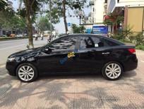 Cần bán lại xe Kia Forte SLi sản xuất năm 2009, màu đen, xe nhập