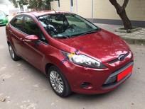 Cần bán gấp Ford Fiesta 1.6AT đời 2012, màu đỏ như mới, giá 335tr