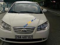 Bán xe Hyundai Elantra sản xuất 2011, màu trắng, xe nhập