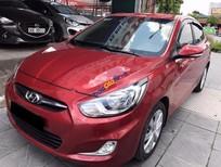 Bán Hyundai Accent AT đời 2012, màu đỏ
