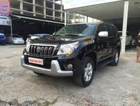 Cần bán Toyota Prado TXL đời 2010, màu đen, nhập khẩu nguyên chiếc