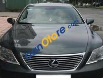 Cần bán xe Lexus LS 460L đời 2008, màu đen, nhập khẩu