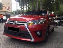 Cần bán Toyota Yaris AT đời 2015, màu đỏ, giá chỉ 525 triệu