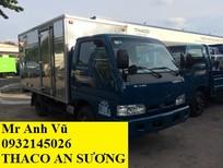 Bán xe tải Kia Thaco chất lượng Hàn Quốc. Xe tải Kia K165 giá ưu đãi, xe tải 2 tấn 4 được hỗ trợ vay với lãi suất thấp