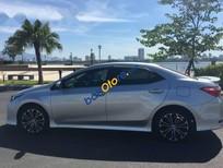 Bán gấp Toyota Corolla altis 2.0V đời 2014, màu bạc như mới