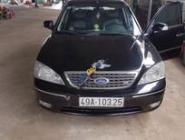 Xe Ford Mondeo 2.5 AT đời 2004, màu đen số tự động, giá chỉ 195 triệu