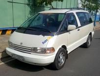 Cần bán xe Toyota Previa 2.4MT đời 1990, màu trắng, nhập khẩu số sàn