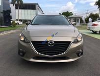 Bán Mazda 3 Hatchback 1.5L đời 2017, màu vàng giá cạnh tranh