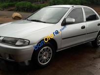Bán Mazda 323 sản xuất 2002, màu bạc, nhập khẩu
