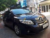 Bán Toyota Corolla Altis G đời 2009, màu đen, chính chủ, xe đẹp máy ngon