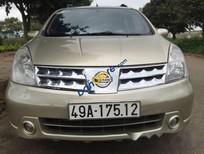 Bán Nissan Livina 1.8MT 2011 chính chủ, giá 342tr
