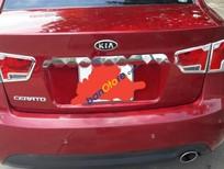 Bán Kia Cerato AT đời 2009, màu đỏ, nhập khẩu