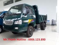 Xe tải ben 2.5 tấn Trường Hải – Thaco FLD250C tại Hải Phòng