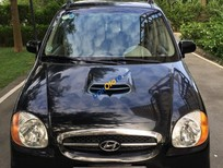 Bán Hyundai Atos đời 2003, màu đen, xe nhập