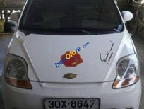 Cần bán lại xe Chevrolet Spark LT 0.8 MT năm 2010, màu trắng