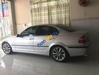 Bán BMW 3 Series 325i đời 2004, màu bạc