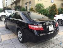 Bán Toyota Camry đời 2007 màu đen, xe nhập khẩu, giá chỉ 595 triệu