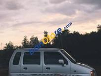 Gia đình bán Suzuki Wagon R đời 2003, màu bạc