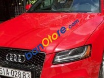 Cần bán lại xe Audi A5 đời 2010, màu đỏ, nhập khẩu