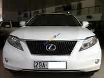 Cần bán gấp Lexus RX 350 sản xuất 2010, màu trắng, nhập khẩu nguyên chiếc