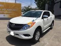 Bán Mazda BT 50 sản xuất năm 2015, màu trắng