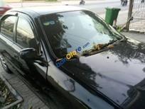 Bán xe Daewoo Lanos SX đời 2000, màu đen