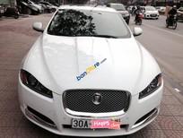 Cần bán Jaguar XF 2.0 đời 2013, màu trắng, xe nhập