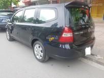 Bán Nissan Livina đời 2009, màu đen, nhập khẩu nguyên chiếc