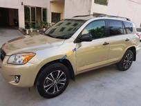 Chính chủ bán Toyota RAV4 năm 2008, màu vàng, nhập khẩu