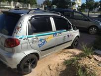 Xe Daewoo Matiz SE năm 2008, màu bạc xe gia đình, giá chỉ 105 triệu
