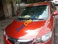 Bán Honda Civic 1.8 MT sản xuất 2010, màu đỏ chính chủ
