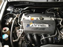 Bán xe Honda Accord 2.4 AT đời 2007, màu đen, nhập khẩu