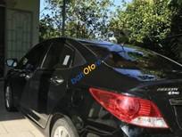 Bán Hyundai Accent Blue đời 2014, màu đen, xe nhập