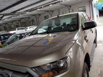 Bán Ford Ranger XLS 2.2L 4x2 MT năm 2017, màu vàng, nhập khẩu nguyên chiếc