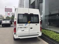 Bán Ford Transit SVP năm sản xuất 2017, màu trắng