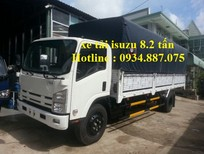 Bán xe tải Isuzu 8.2 tấn (8T2) thùng dài 7m VM lắp ráp