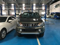 Bán xe Mitsubishi Triton đời 2018, màu xanh, nhập khẩu giá 555 triệu xe giao ngay