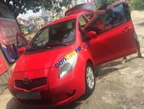 Bán Toyota Yaris 1.3AT đời 2008, màu đỏ, nhập khẩu